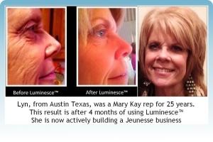 Luminesce Skin Care by Jeunesse