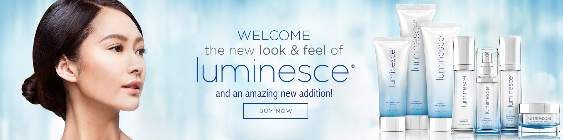 Luminesce Skin Care by Jeunesse