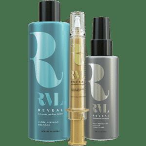 RVL Hair Care by Jeunesse, Thicker, Fuller, Longer Hair