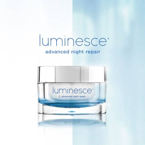 Luminesce Advanced Night Repair, anti-aging skin cream, Jeunesse Global, Ageless Canada USa