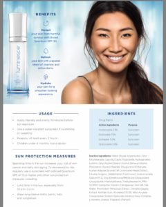 Luminesce Daily Moisturizer Ingredients