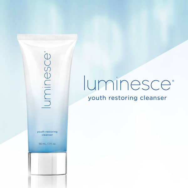 Luminesce Youth Restoring Cleanser Jeunesse Global Ageless Canada