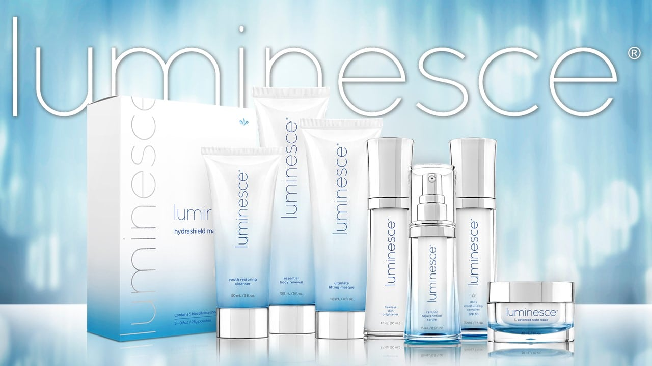 Luminesce Skincare Stem Cell Jeunesse Global Ageless Canada