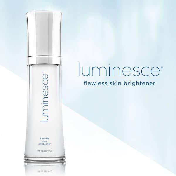 Luminesce flawless skin brightener, Luminesce radiant skin brightener
