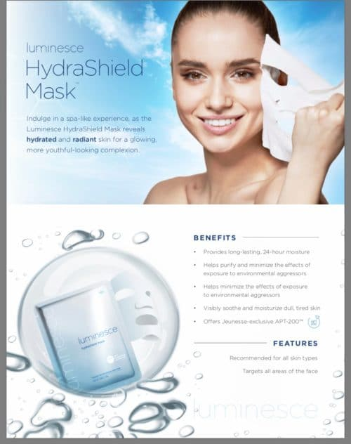 Luminesce-Hydra-Shield-Masque