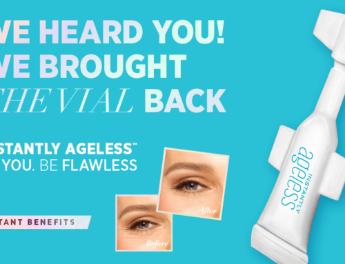 Instantly Ageless Vials Are Here to Stay!