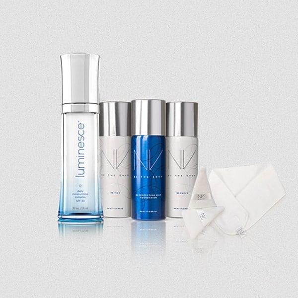 NV Package Deal, Jeunesse Make Up Package, Spray On Make Up