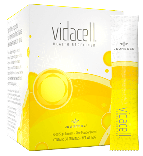 VIDACELL, Jeunesse Official, Ageless Canada