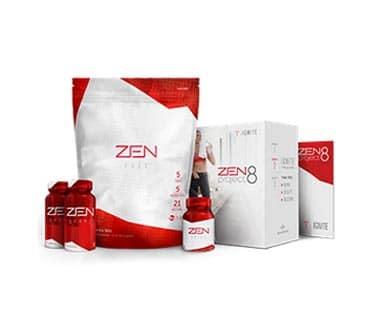 Zen Ignite Package, Jeunesse Weight Loss