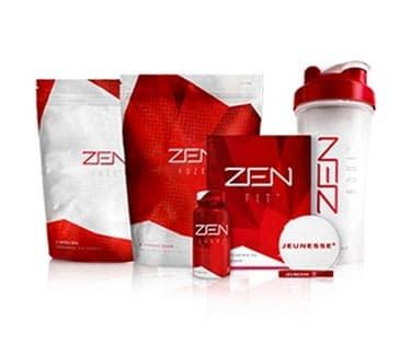 Zen Transform package, Zen Bodi Canada, Jeunesse Canada, Weight Loss