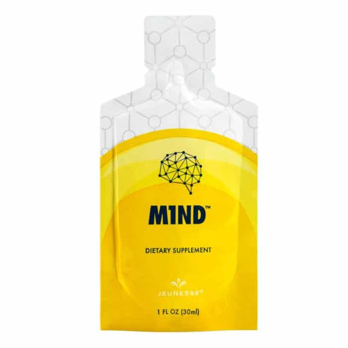 M1ND, Jeunesse, Memory Supplement
