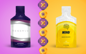 Reserve and Mind by Jeunesse Global